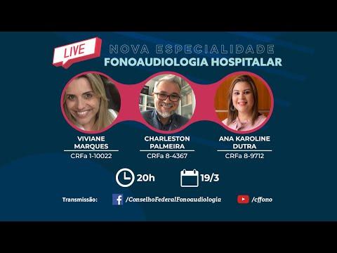 Lançamento | Especialidade em Fonoaudiologia Hospitalar