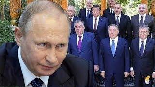 СНГ отказывается слушаться Путина