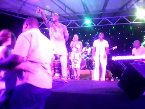 KWABENA KWABENA AT LIVE IN ACCRA (JAZZ FESTIVAL) 2015