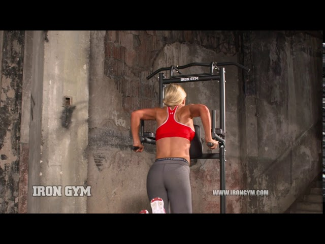 Power Tower Iron Gym