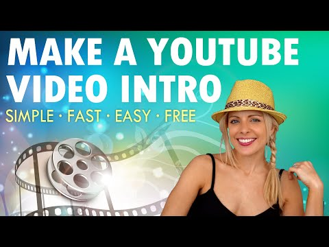 How To Make A YouTube Intro For Free ~ 2020 ~ Create A Professional Video Intro in 5 Mins