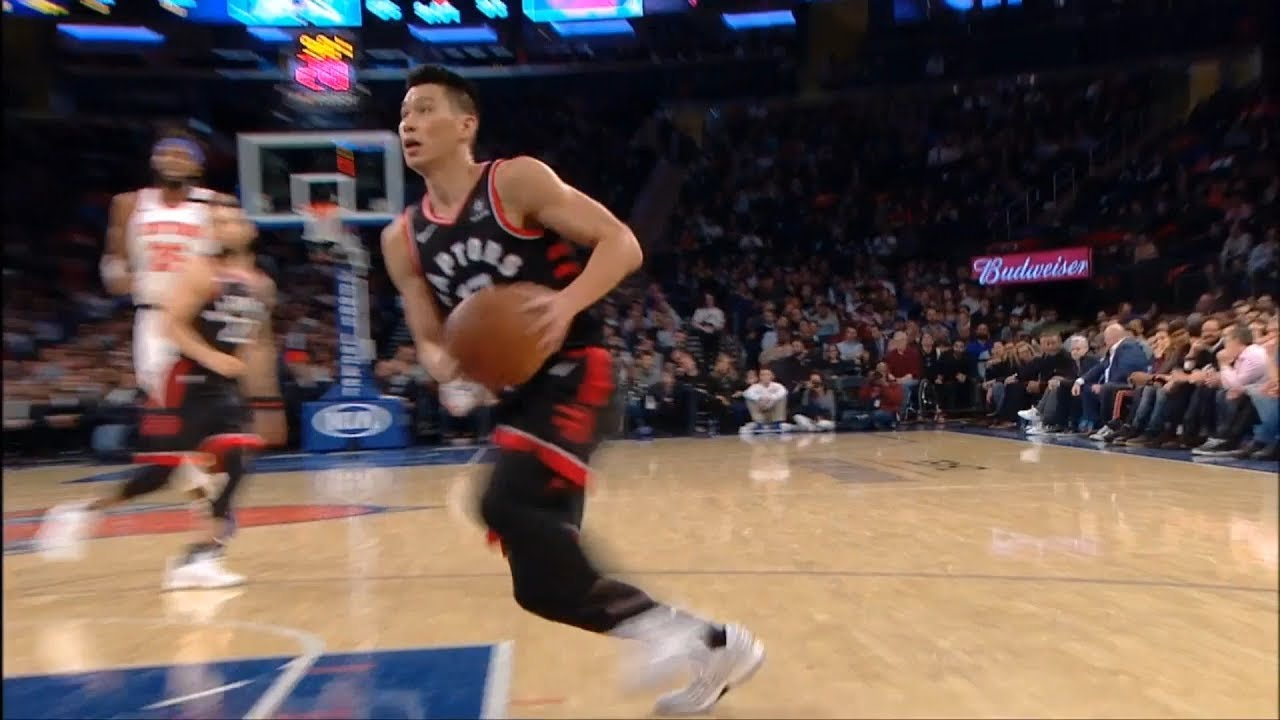 Jeremy Lin, the Toronto Raptors Chronicles: Highs, Lows and
