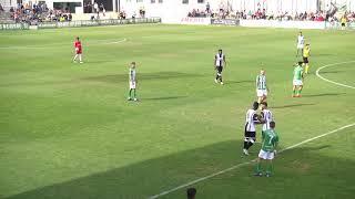 Atlético Sanluqueño 1-0 CD Badajoz (19-05-19)