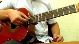 Как играть перебор на гитаре? Два самых лучших перебора.