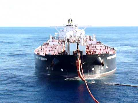Ship to Ship Offloading Operation