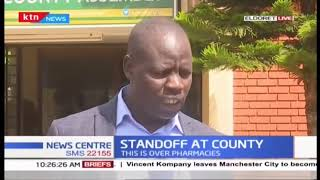 County assembly differ with executive in Uasin Gishu County over Pharmacies