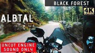 Black Forest (Schwarzwald) Albtal // KTM 1290 Super Adventure S