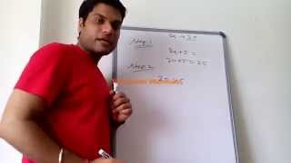 """MAGIC TRICK """"guess how much MONEY in any one's pocket"""" by arvind arora"""