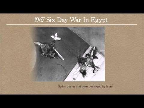 6 day war of 1967