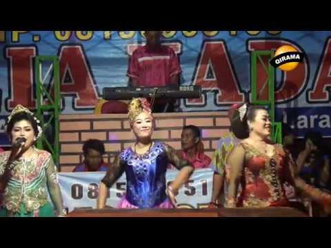 PENGANTEN BARU voc. all artis - LIA NADA Entertainment Live Sindangwangi 05 maret 2017