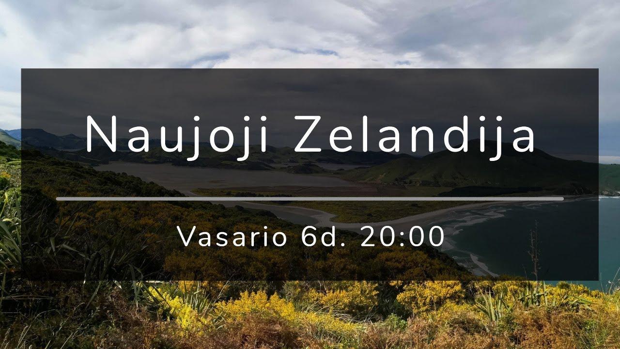 svorio netekimo stovykla Naujoji Zelandija
