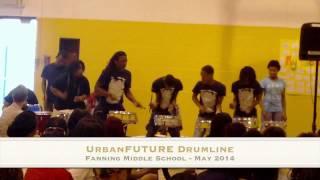 UrbanFUTURE Fanning Drumline