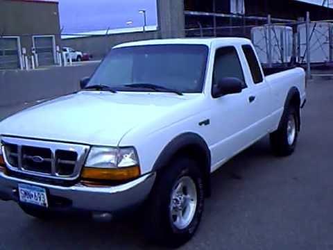 2000 Ford Ranger Extended Cab XLT - YouTube