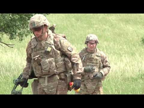 Army Europe EOD teams compete in USAREUR Team of the Year Competition