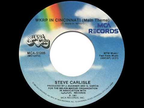 Steve Carlisle - WKRP in Cincinnati (Main Theme)
