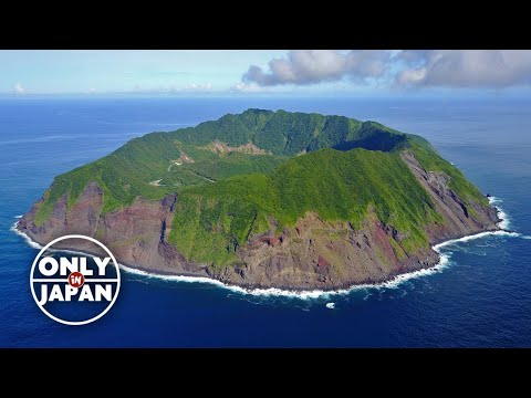 Tokyo's Secret Island Paradise | AOGASHIMA ★ ONLY in JAPAN