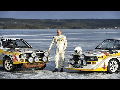 RALLY LEGEND Stig Blomqvist - Rally Sweden 2020