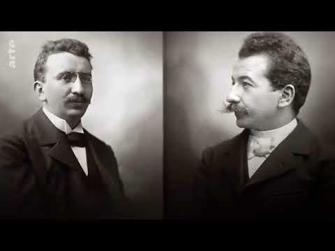 Charles Pathé et Léon Gaumont - Premiers géants du cinéma