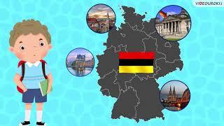 Videoquiz Deutsche Städte