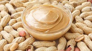 Как делают жареный арахис