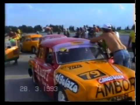 Form 850 STD SAN JORGE - 1993 - YouTube