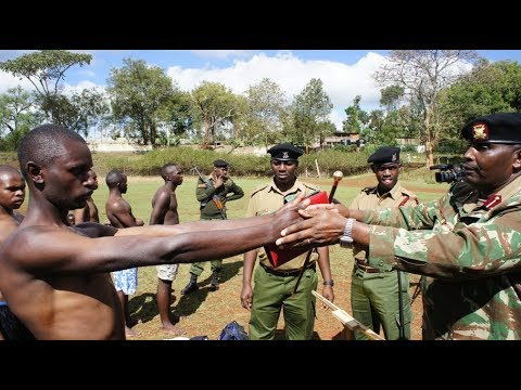Samburu County women turned away from participating in KDF recruitment process