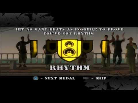 B-Boy (PS2 Gameplay)