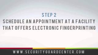 How To Get a Security Guard License in New York