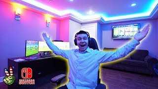 FORTNITE GAMING SETUP 2019 BEST NINTENDO SWITCH PLAYER!!!