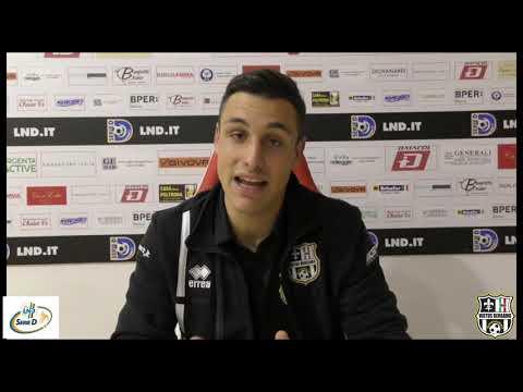 Mantova-Virtus Bergamo 1-1 1° di  ritorno Serie D Girone B 2018-2019