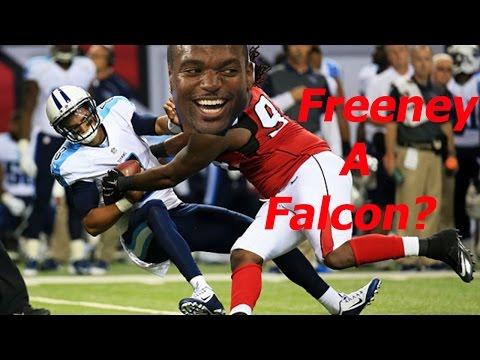 BREAKING NEWS DWIGHT FREENEY A FALCON!!!!!