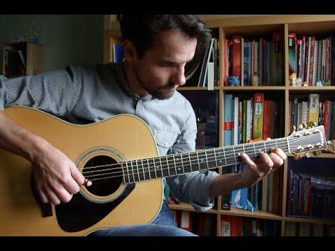 Me And My Woman - Roy Harper (guitar tutorial)