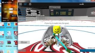 "ROBLOX - HHCL How to score with ""hacks"""