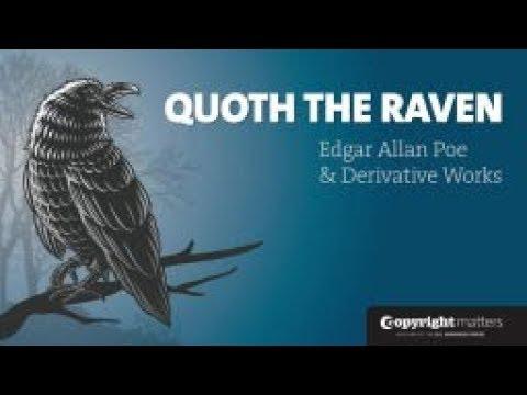 quoth-the-raven:-edgar-allan-poe-&-derivative-works