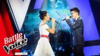 เควิน VS พิม - แอบเจ็บ - Battle - The Voice Thailand 2018 - 11 Feb 2019