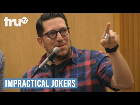 """Impractical Jokers'"" Sal Vulcano explains why the Mount Pleasant Planning Board should approve a playground for senior citizens"