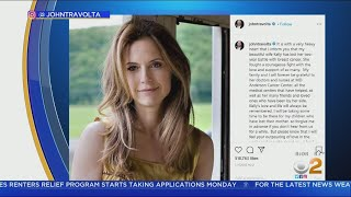 Actress Kelly Preston Dies At 57 After Breast Cancer Battle