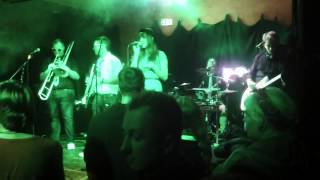 DieSKA (Female fronted Ska Rothenkirchen) Walking on Sunshine Live @ Kronach 2014