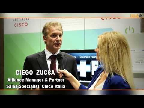 Diego Zucca, Cisco Italia