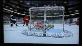 Big Save in NHL 2K8 (PS3)