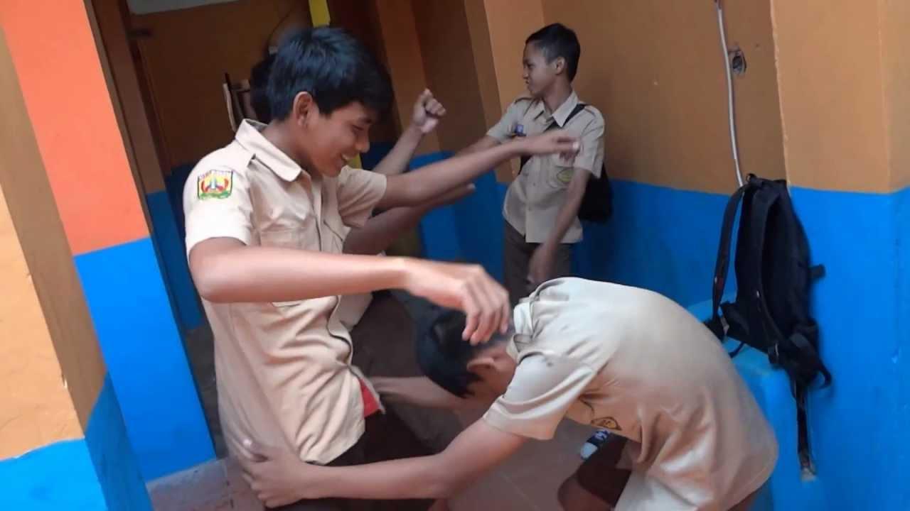 Indonesia anak sma ml sambil ngobrol - 3 1