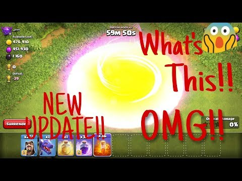 CLASH OF CLANS || NEW UPDATE || SEPTEMBER 2017|| NEW DIFFERENCE ||MUST WATCH