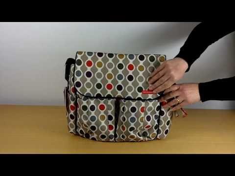 Skip Hop Dash Deluxe Changing Bag