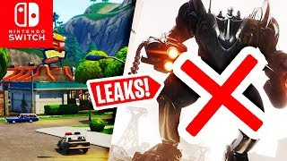 BIEST will BE REMOVED & GREASY GROVE coming? v10.20 Patchnotes Leak | Fortnite Switch