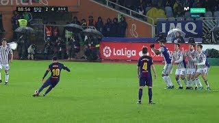 Lionel Messi vs Real Sociedad (Away) 17-18 HD 720p (14/01/2018) - English Commentary