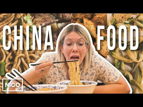 The Best Food In China