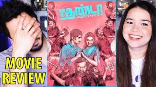 JIGARTHANDA | Siddharth | Bobby Simha | Lakshmi Menon | Karthik Subbaraj | Movie Review