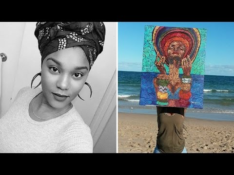 Who's Who: Tracy Guiteau Discusses How God Is Her Art
