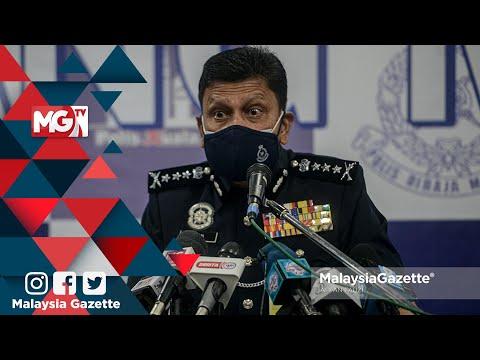 MGNews : Pemeriksaan di Setiap SJR Akan Diperketat - Ketua Polis KL