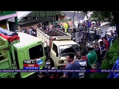 Seorang Tewas dalam Kecelakaan Karambol 6 Kendaraan di Wonosobo - NET5